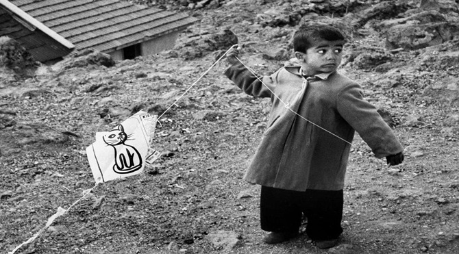 Kedili-Uçurtma-Ankara-Türkiye-1955