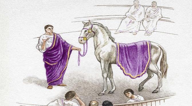 Caligula'nın atı - INCİTATUS