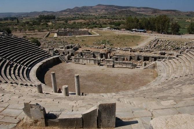 Türkiye'de Ziyaret Edilmesi Gereken 10 Antik Kent