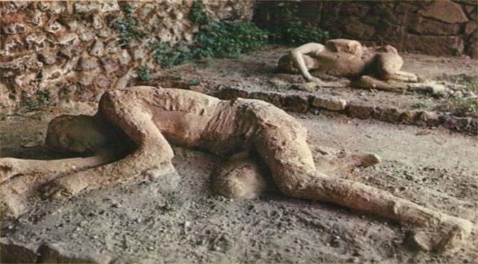 Kayıp Antik Kent: Pompei