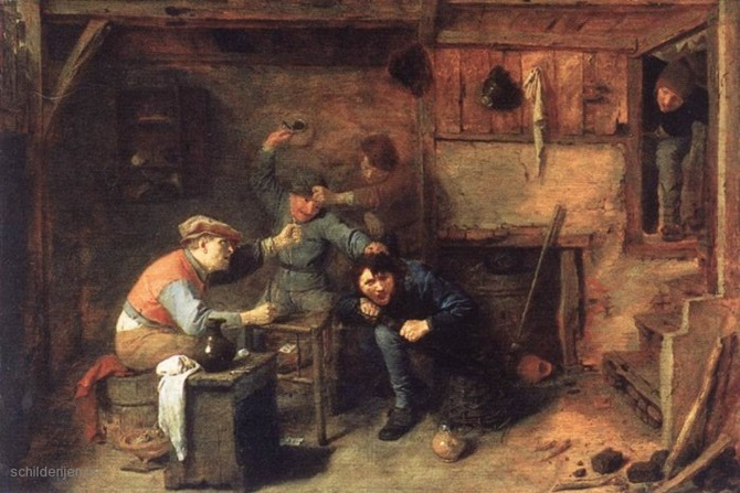 Adriaen-Brouwer-Boeren-