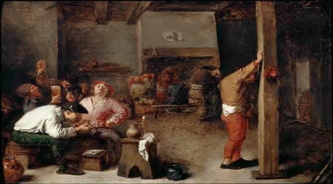 Brouwer,_Adriaen_-_Interior_of_a_Tavern_-_Google_Art_Project