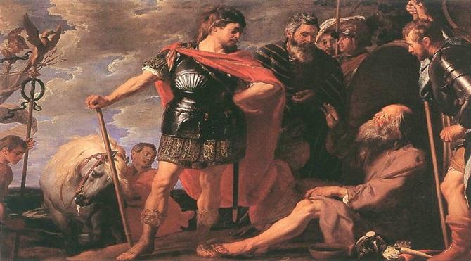 Caspar_de_Crayer_1650_Alexander_and_Diogenes_