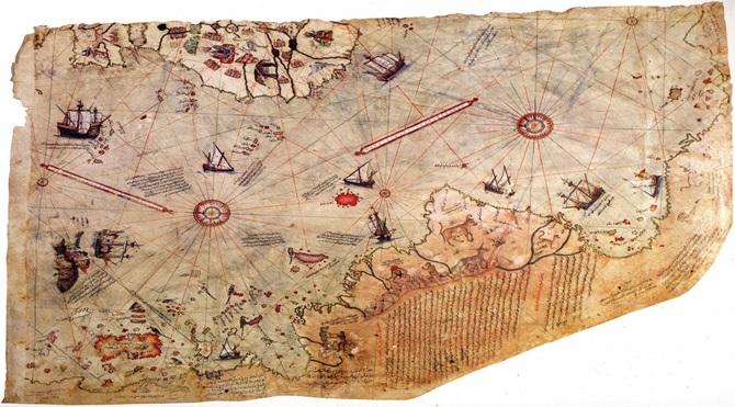 Piri Reis (1513)