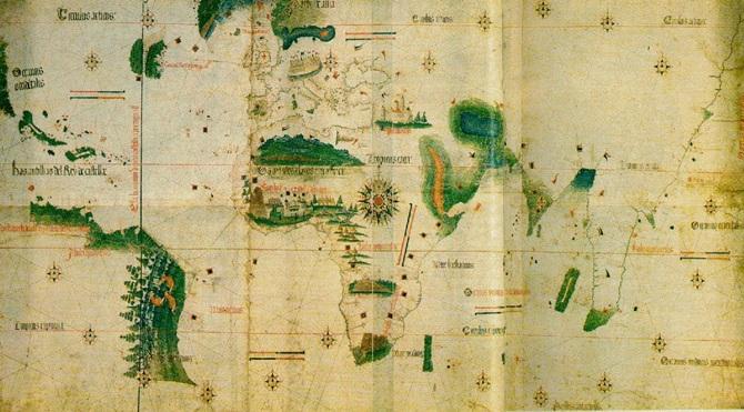 Cantino (1502)