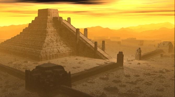 zigguratlar