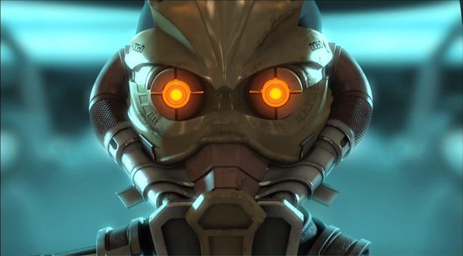 robot asker