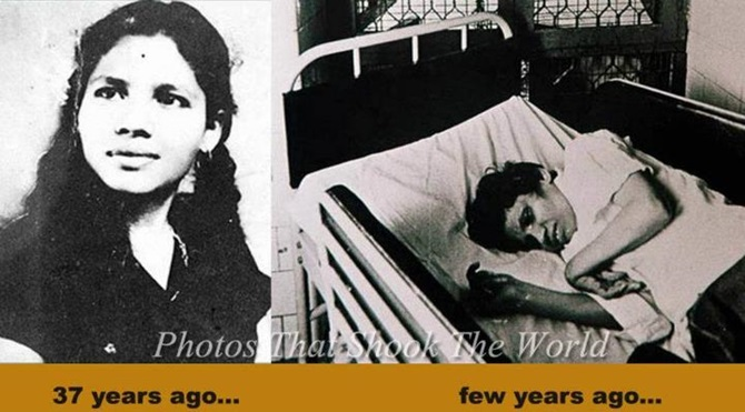 Aruna Shanbaug olayı.