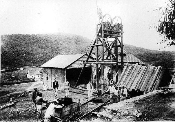 Hazine-i Hassa'ya ait kömür-madeni