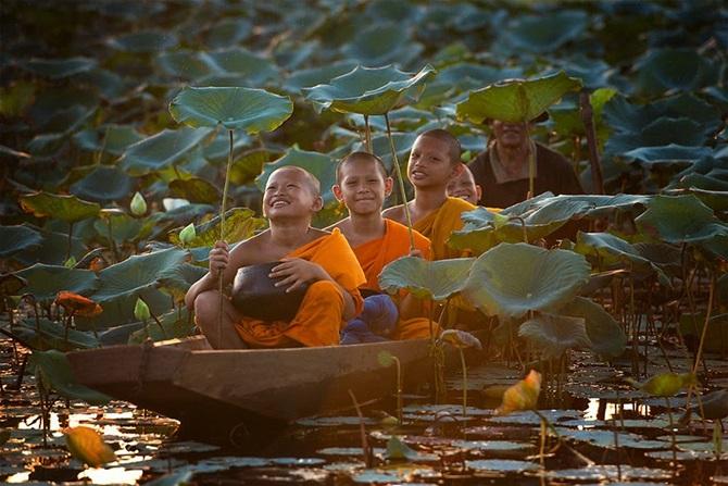 Dünyayı Güzelleştirenler: Çocuklar