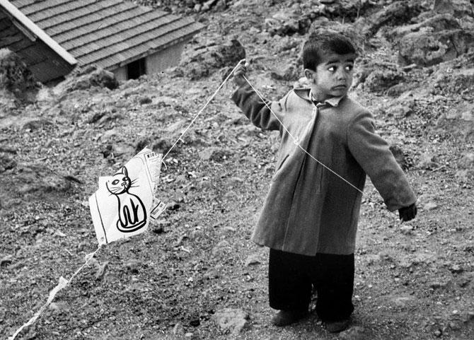 Uçurtma-Ankara-Türkiye-1955