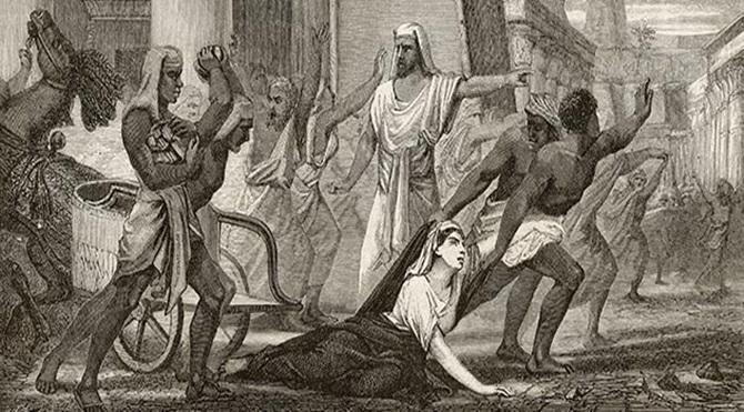 Hypatia- ölüm