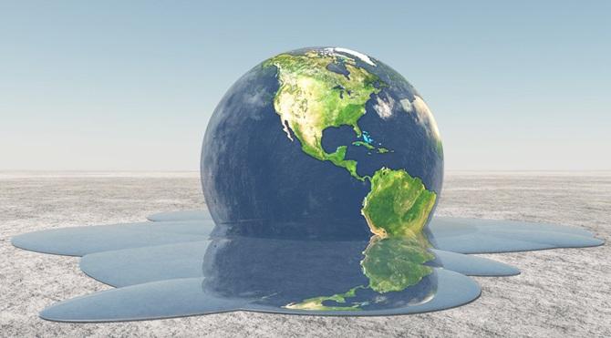 küresel- ısınma