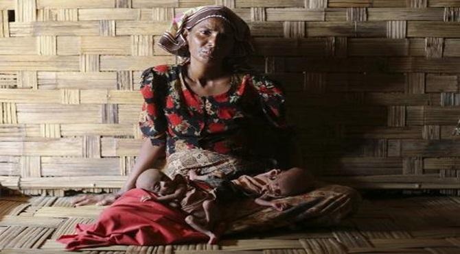 Birmanya'nın Sünni zencileri: Rohingyalar