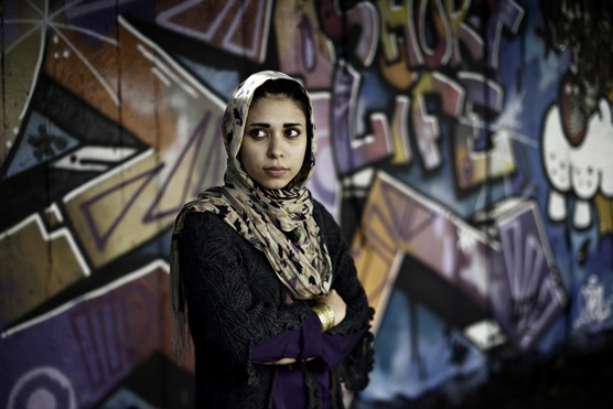 Shamsia Hassani: Savaşı Sanatla Değiştirelim