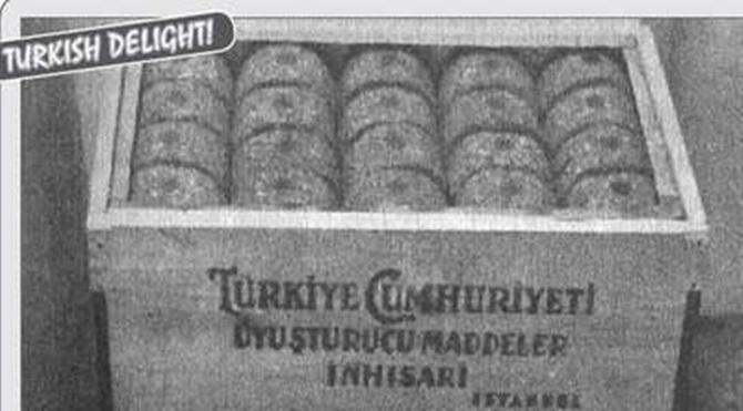 Türkiye'deki Yasal Eroin Fabrikaları