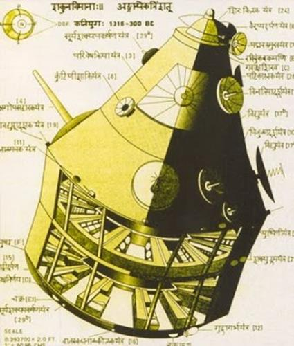 5. Hindistan'ın Vimanaları