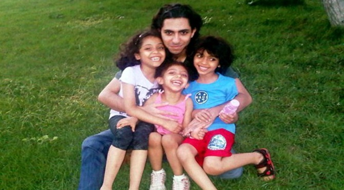 Badawi ve çocukları