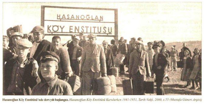Hasanoğlan-Köy-Enstitüsü