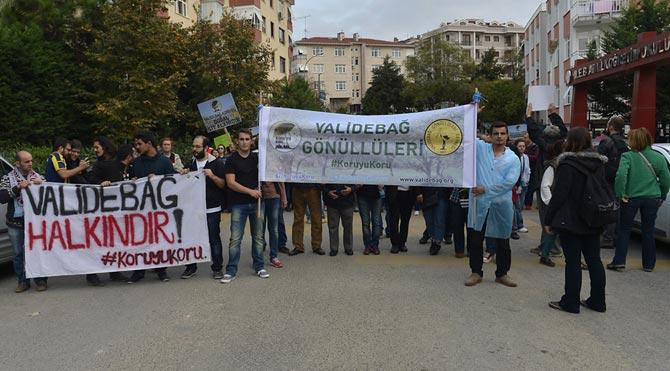 """Validebağ'da var bir """"Çapanoğlu"""""""
