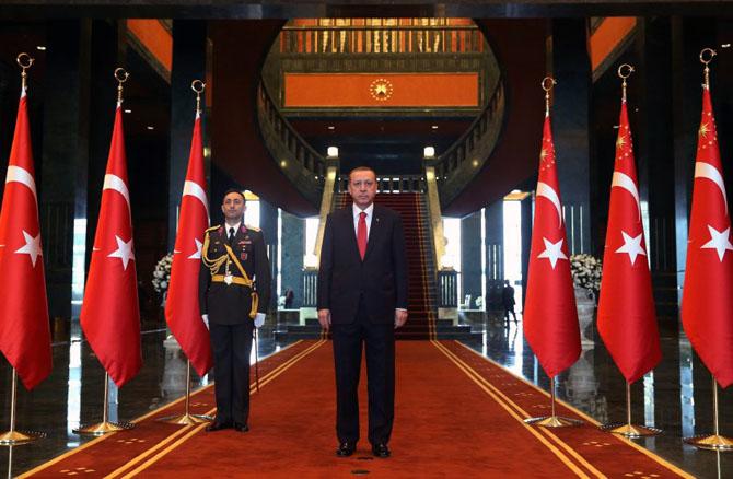 Republic day in Turkey