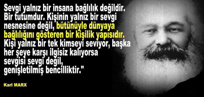 bencillik_karl marks_sevgi