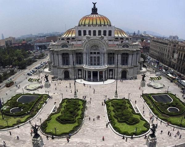 11.-Palacio-de-Bellas-Artes-–-Mexico-City-Mexico