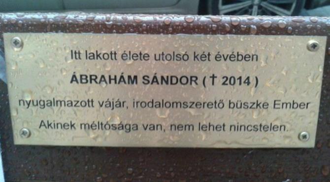Ábraham'ın öyküsü sıradan bir sokak öyküsü mü?