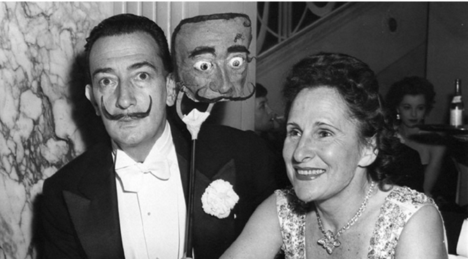 Salvador-Dali-and-wife1