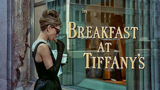 Breakfast at Tiffany's ( Tiffany'de Kahvaltı ), audrey hepburn