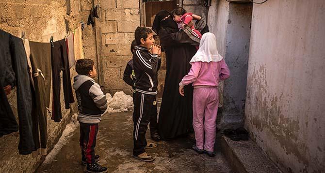 suriye, mülteciler, mülteci kampları, suriyeli kadınlar fuhuşa zorlanıyor
