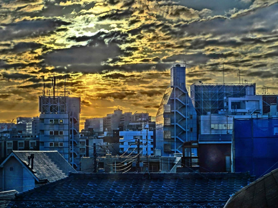Sabah Işını, 2011. Kikuji Kawada/Museum of Fine Arts, Boston