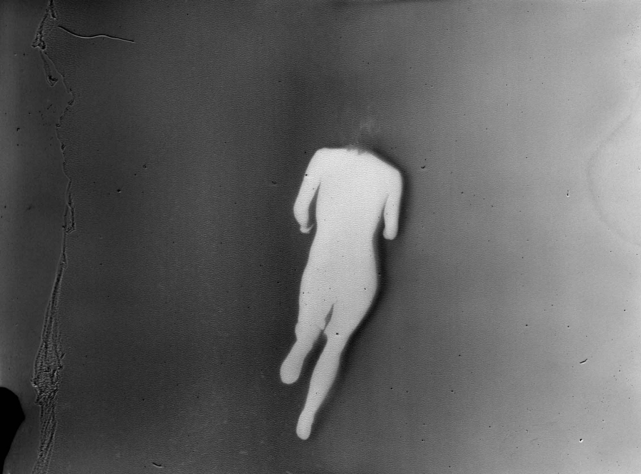 İsimsiz, Bulut isimli seriden, 2012. Daisuke Yokota/Museum of Fine Arts, Boston