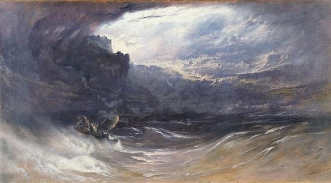 Yunan mitolojisinde tufan
