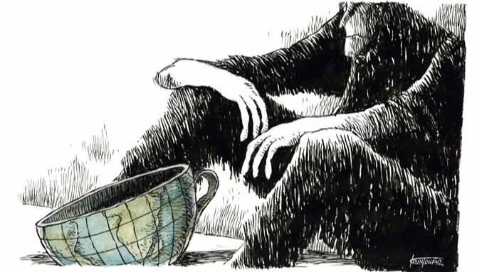 Küresel Kapitalizm Evrensel İnsanı Öldürüyor