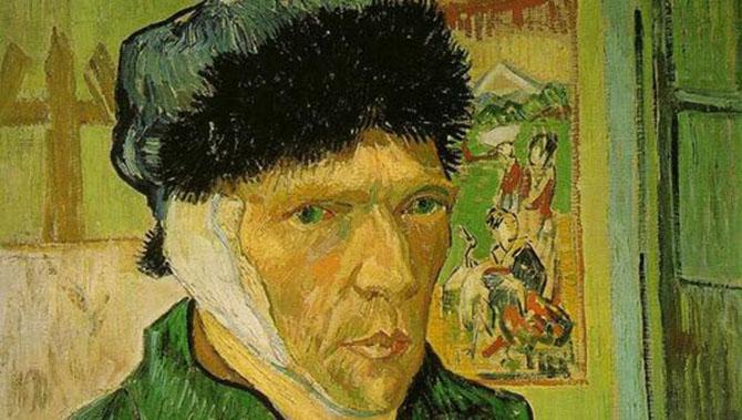 orelha-corta-vincent-van-gogh  Tuvale Şizofren Vuruşlar: Vincent Van Gogh orelha corta vincent van gogh