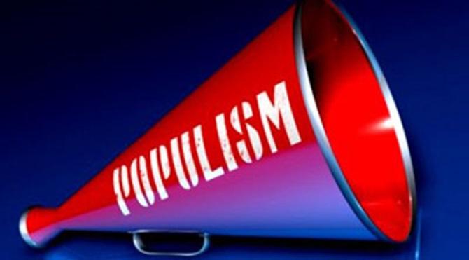 Toplumsal Acılarda Popülizm