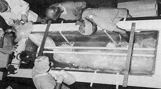 Ölüm bir son mu? Cryonics