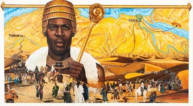 İnsanlık Tarihinin En Zengin İnsanı: Mansa Kanku Musa