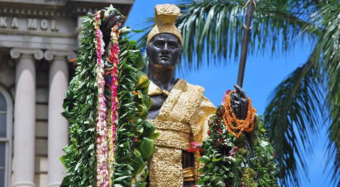 Hawaii-King-Kamehameha