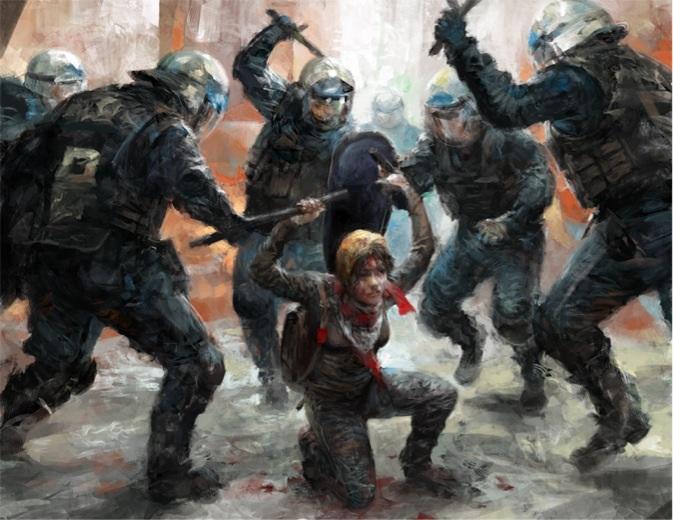 Polis terörü