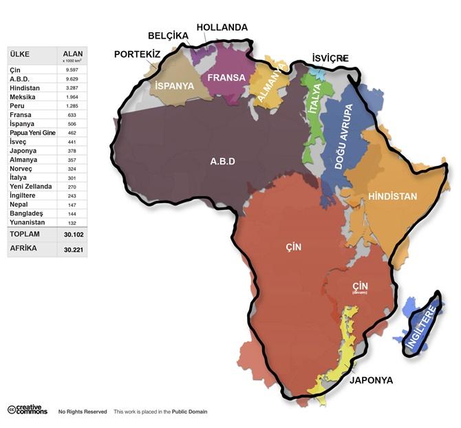 afrika-yapboz