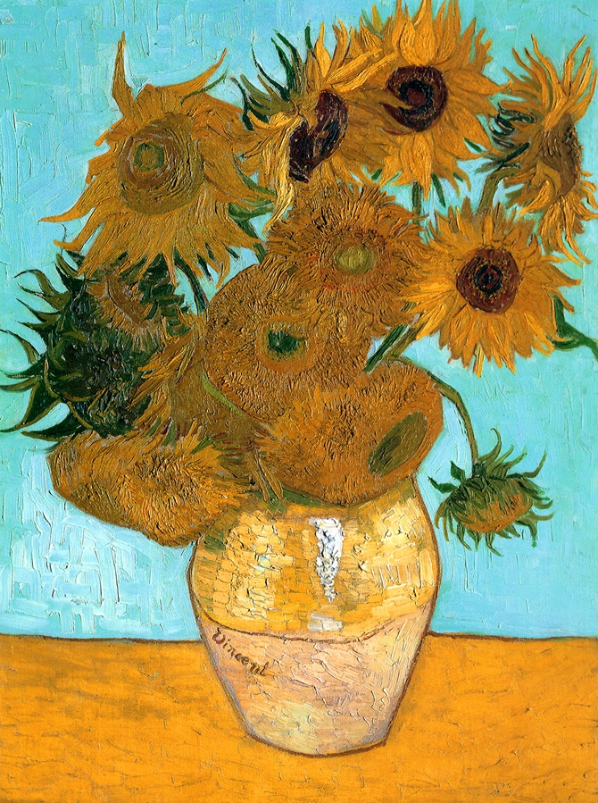 still-life-vase-with-twelve-sunflowers