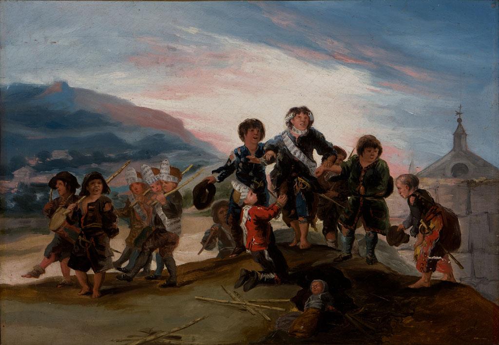 1-Francisco de Goya Y Lucientes