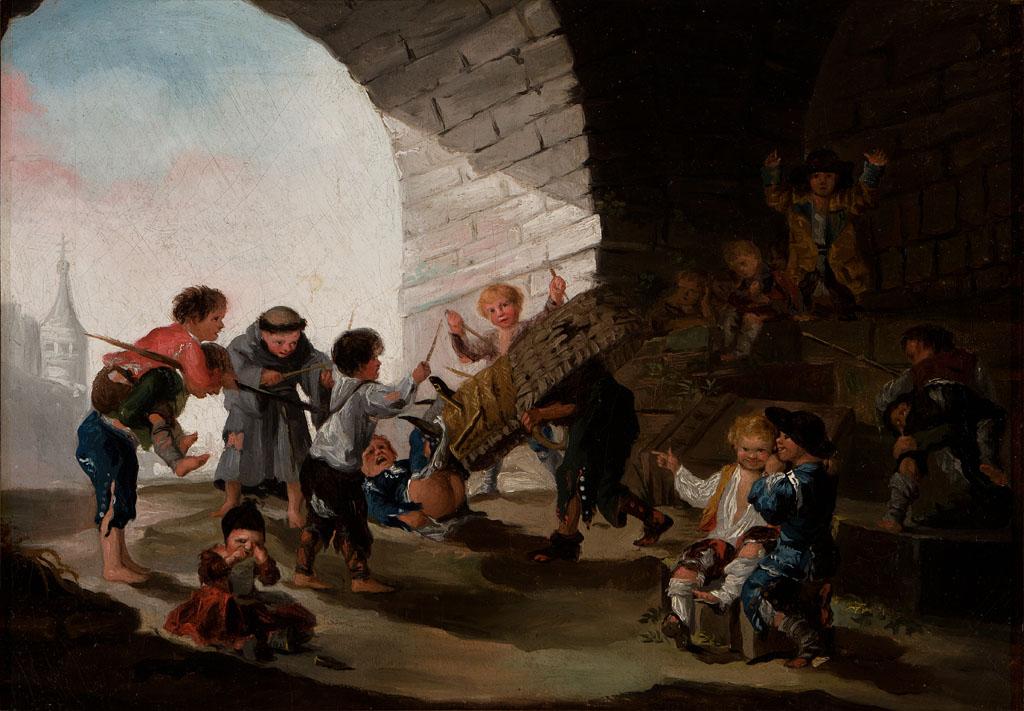 2-Francisco de Goya Y Lucientes
