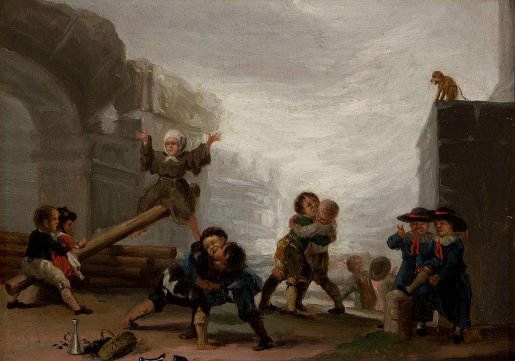 3-Francisco de Goya Y Lucientes