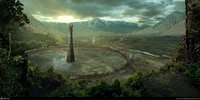 Destruction_of_Isengard_-_Day_After