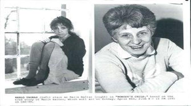 Marie Balter'in hikayesi