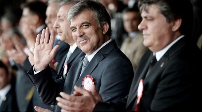 Abdullah Gül Erdoğan