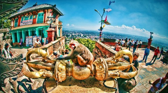 swayambhunath-temple